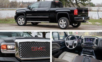 2015 gmc sierra 2500 hd denali 4x4 crew cab test review car and 2015 GMC 2500 Duramax Diesel 2015 gmc sierra 2500 hd denali 4x4 crew cab test review car and driver