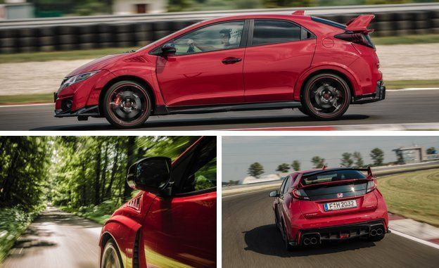 2016 civic type r weight
