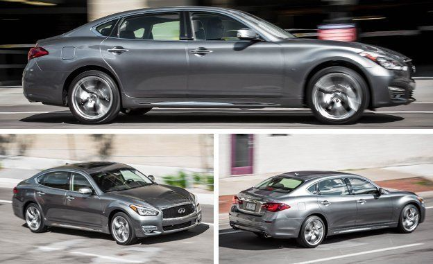 But In A Car Pitted Against Some Pretty Fancy Dancers From Audi Bmw Cadillac Jaguar Mercedes Etc The Q70 S Dynamic Scorecard Only Has So Total