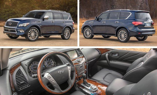 2015 Infiniti QX80 | Review | Car and Driver