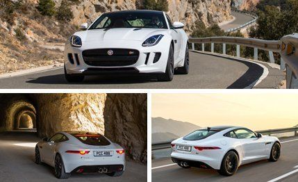 Jaguar Ftype V S Coupe First Drive Review Car And Driver - 2015 jaguar f type s