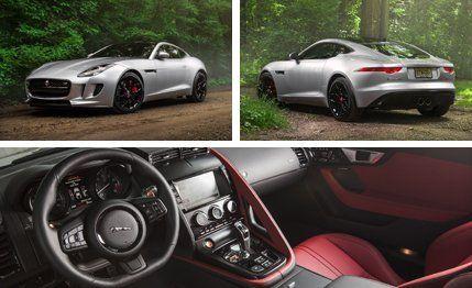 Jaguar Ftype V S Coupe Test Review Car And Driver - 2015 jaguar f type s