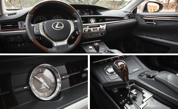 2015 Lexus ES350 Test  Review  Car and Driver