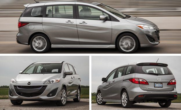 2017 Mazda 5 Reviews Price Photos And Specs Car Driver