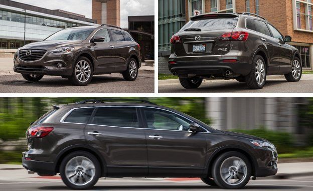 2015 mazda cx-9 – review – car and driver