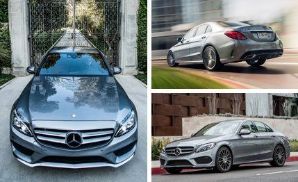 2015 Mercedes-Benz C400 4MATIC Test | Review | Car and Driver
