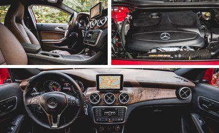 Mercedes 2015 gla250