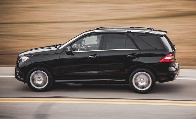 2015 Mercedes Benz M Class Reviews Mercedes Benz M Class Price