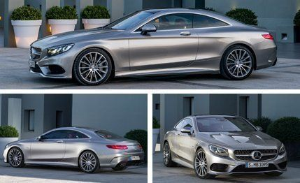 2015 Mercedes Benz S550 4MATIC Coupe First Drive Review