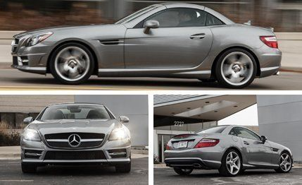wiki d file mercedes heckansicht benz bcsseldorf slk blueefficiency juli r