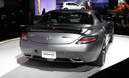 ... 2015 Mercedes-Benz SLS AMG GT Final Edition Convertible ...