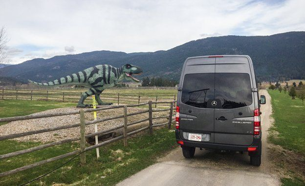 2015 MercedesBenz Sprinter 4x4 First Drive  Review  Car and Driver