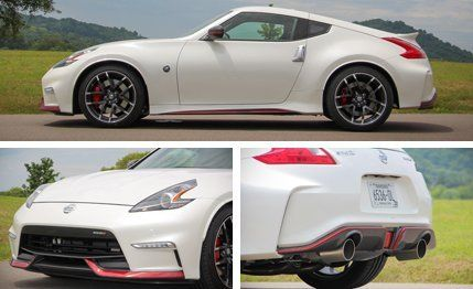 2015 Nissan 370Z NISMO Automatic First Drive Review