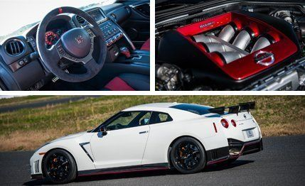 2015 nissan gt-r / gt-r nismo first drive – review – car and driver