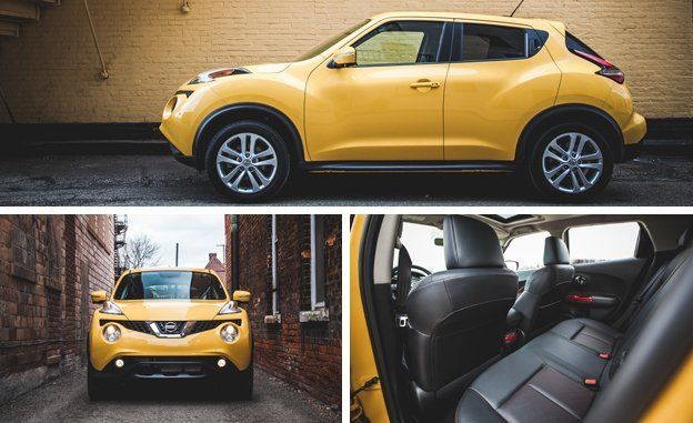Nissan Juke Reviews | Nissan Juke Price, Photos, And Specs | Car And Driver