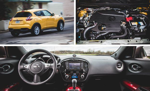 Nissan Juke Reviews Price Photos And Specs Car Driver