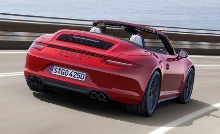 All-new Porsche 911 Carrera GTS & 2015 Porsche 911 Carrera GTS ...