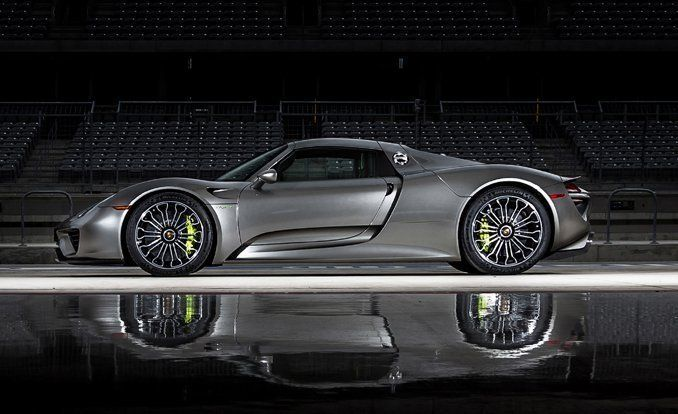 The 2015 Porsche 918 Spyder Is Quickest Road Car In World