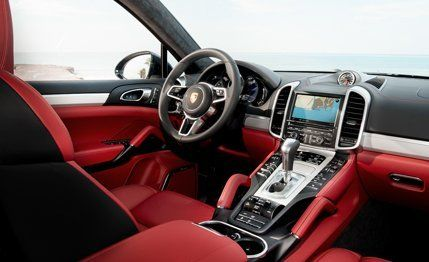 2015 porsche cayenne turbo s price