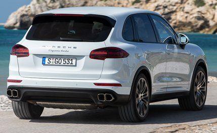 Porsche suv 2014 price