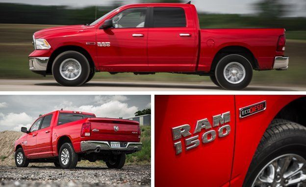 2015 Ram 1500 4x4 EcoDiesel 4x4 Test  Review  Car and Driver