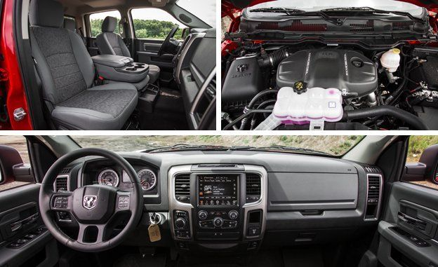 Ram 1500 Ecodiesel Review >> 2015 Ram 1500 4x4 Ecodiesel 4x4 Test Review Car And Driver