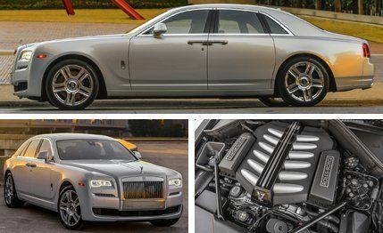 2018 Rolls Royce Ghost Series Ii Reviews Rolls Royce Ghost Series