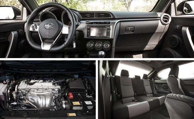 Scion tC Reviews | Scion tC Price, Photos, and Specs | Car and Driver