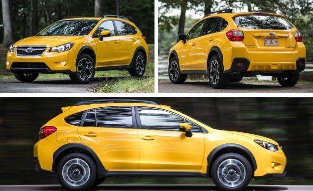 2015 Subaru XV Crosstrek 20i Test  Review  Car and Driver
