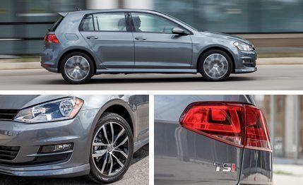 2015 Volkswagen Golf 1 8t Tsi Automatic Test Review Car And Driver