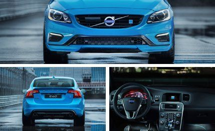 2015 Volvo S60 V60 Polestar First Drive Review Car And Driver