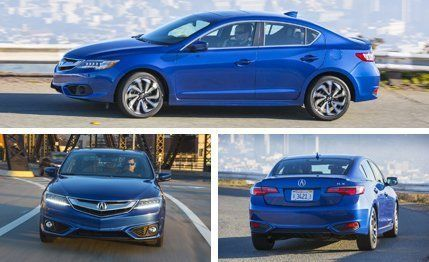 2016 Acura ILX First Drive | Review | Car and Driver