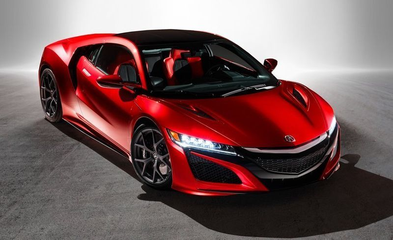 2016 Acura Nsx Dissected Powertrain Chassis And More Feature