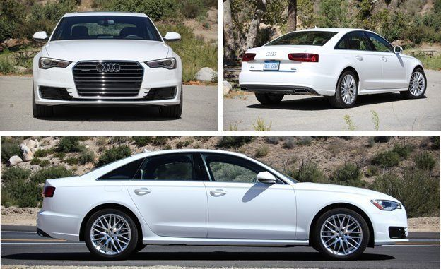 2016 Audi A6 2.0T Quattro Test | Review | Car and Driver