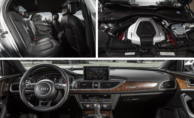 2016 Audi A6 30T Test  Review  Car and Driver