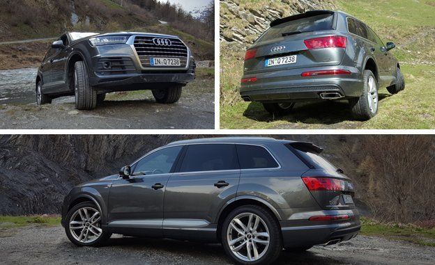 Luxury Audi Q7 Diesel 2016