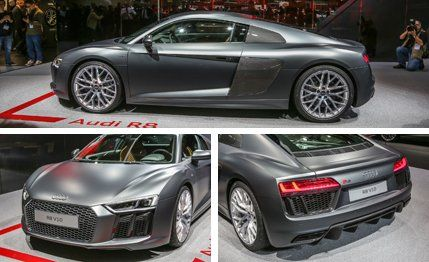 2016 Audi R8 Photos and Info | News | Car and Driver