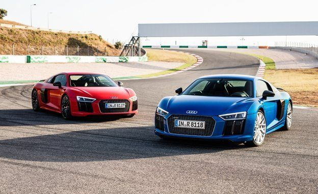 Audi R First Drive Review Car And Driver - Audi vans