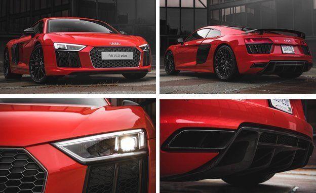 2016 Audi R8 V10 Plus EuroSpec Test  Review  Car and Driver