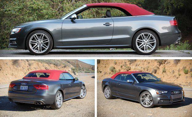 2016 audi s5 cabriolet test review car and driver rh caranddriver com Audi A7 Convertible Audi A7 Convertible
