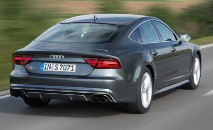 Audi S First Drive Review Car And Driver - S7 audi
