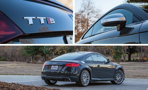 Audi tt wheelbase
