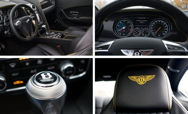 2016 Bentley Continental GT V8 S | Review | Car and Driver