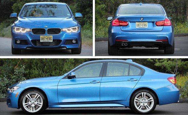 2016 Bmw 328i >> 2016 Bmw 328i Xdrive Automatic Test Review Car And Driver