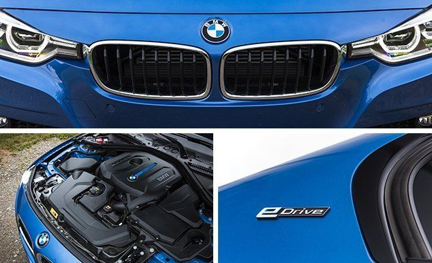 2016 Bmw 330e Iperformance Tested Review Car And Driver