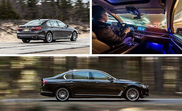BMW I LongTerm Test Review Car And Driver - 740 i bmw
