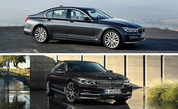 2016 BMW 7 Series Photos And Info News Car Driver