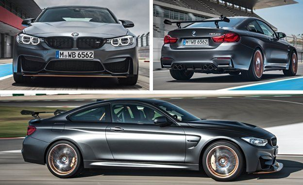 2016 Bmw M4 Gts Drive Review Car And Driver
