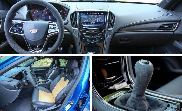 2019 Cadillac Ats V Reviews Cadillac Ats V Price Photos And