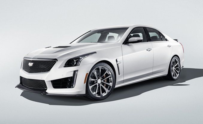 2016 Cadillac CTS-V: In-Depth with the Four-Door Corvette | Feature ...